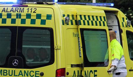 Lastbilchauffør fundet livløs på Rønne Havn