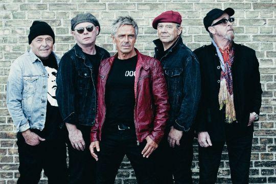Legendarisk rockband i Musikhuzet