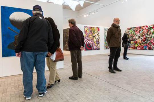 BRK-tilskud til temadage om kunst