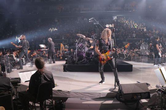 Metallica kan opleves i Rønne Bio