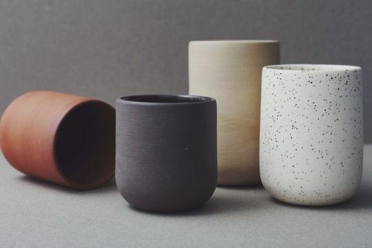 Vækst hos keramikbutik