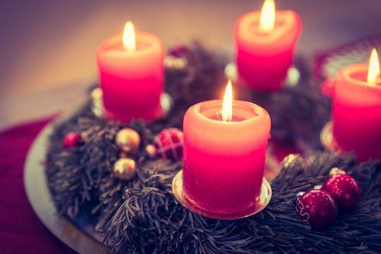 Julen starter for alvor den 1. søndag i advent