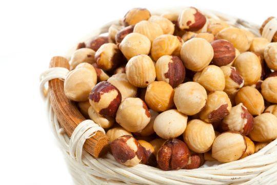 Lækre ristede nødder