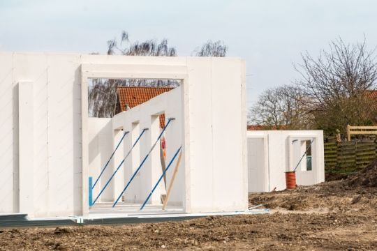 Nedgang hos Bornholms Byggeforretning