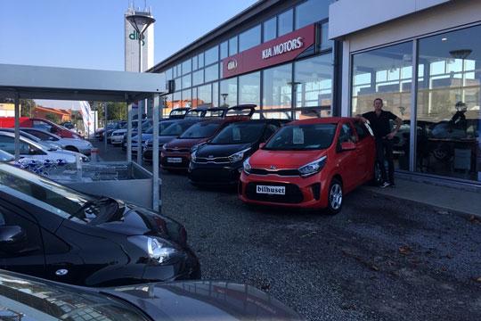 Ekstra fart på salget af nye biler