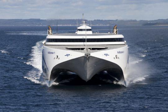 Færgetrafikken slår alle rekorder