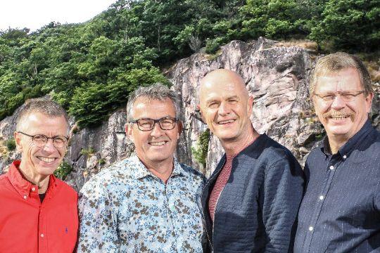 Ekstra koncert med Tørfisk i Ekkodalshuset