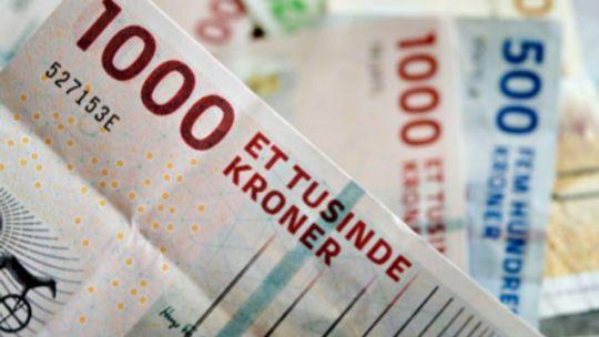 Ekstraudgift på 16,5 mio. kr. til førtidspension