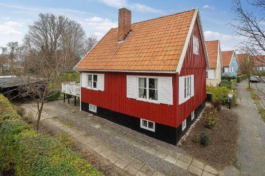 Svenskehus med bonusrum