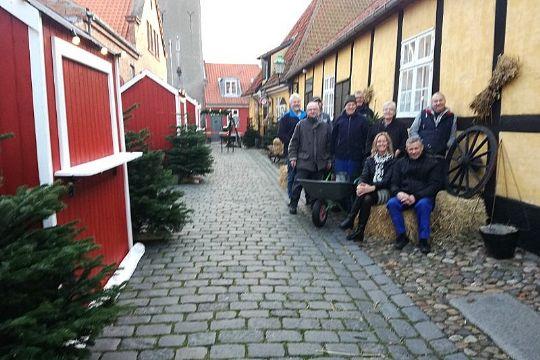 Julemarked klar til stort rykind