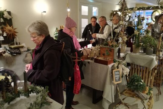 575 til gammeldags jul på Rønne Theater