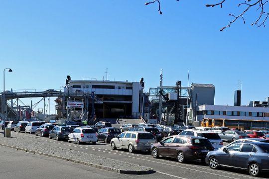 Yderligere trafikspring på Ystad-ruten