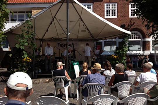Brug for garanti til jazzfestival i Nexø