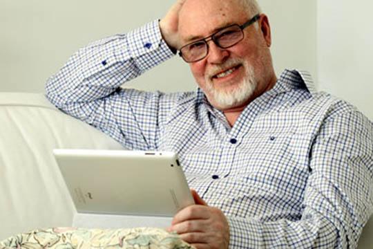 IT-kurser populære blandt ældre