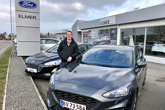 Ford Focus årets bil i Danmark
