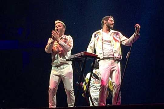 Stor popkoncert i Rønne Bio