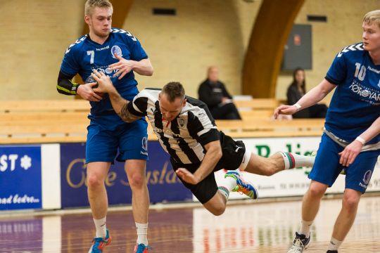 Viking Håndbold mod hård weekend