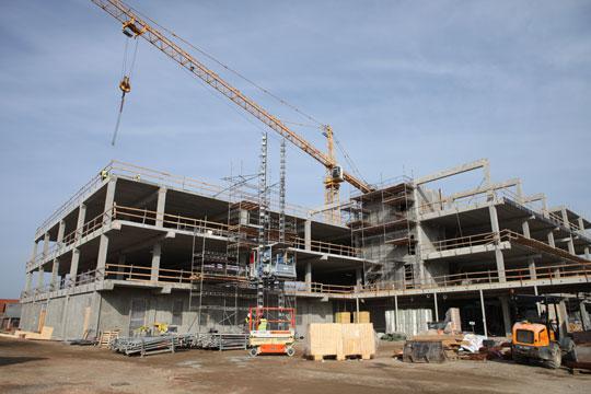Brug for nye store byggerier på Bornholm