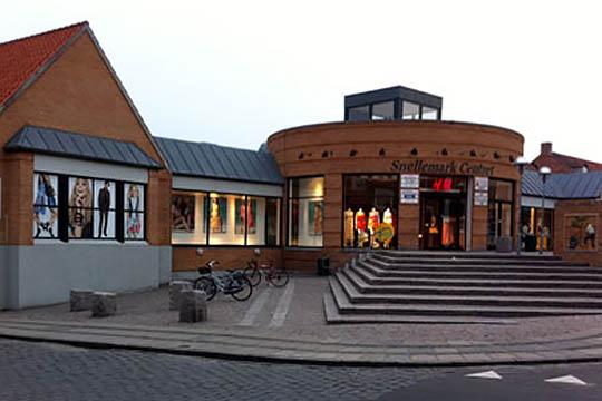 21-årig fra Sjælland begik butikstyveri i Rønne