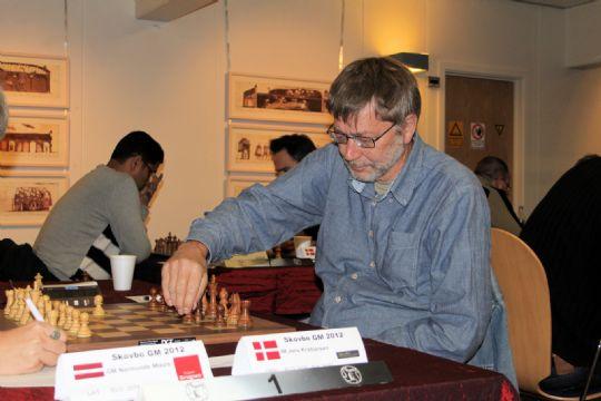 Lokal skakspiller Europamester