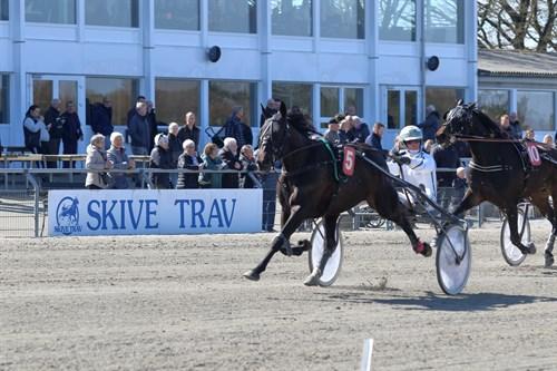 Flot andenplads til bornholmsk derbyhåb
