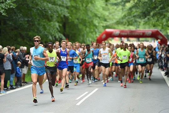 Løbeturister får rabat på overnatning