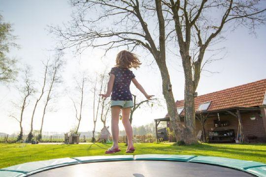 Tre gode grunde til at købe en trampolin