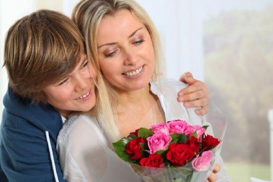Vigtigt at huske mors dag