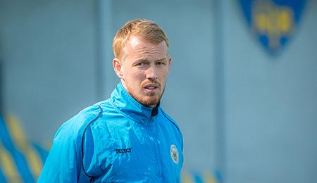 Lasse Holmgaard færdig i Frem