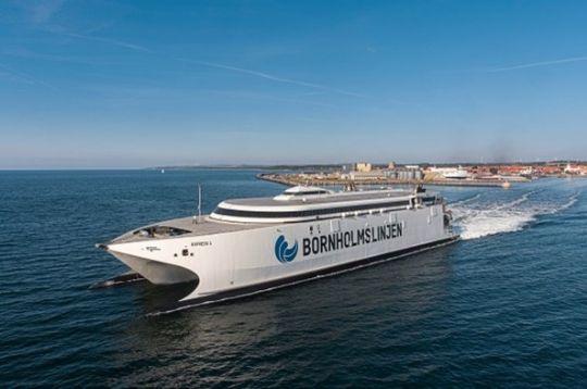 Færgernes trafikspring fortsatte i maj