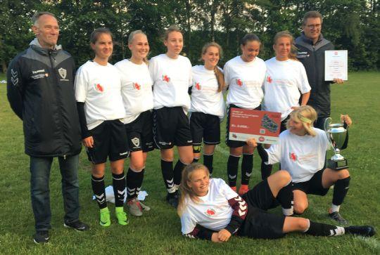 Viking vandt kvindernes liga suverænt