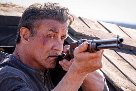 Rønne Bio viser sidste Rambo-film