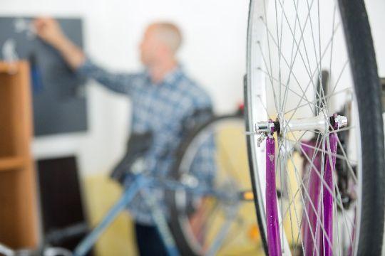 Underskud i cykelforretning