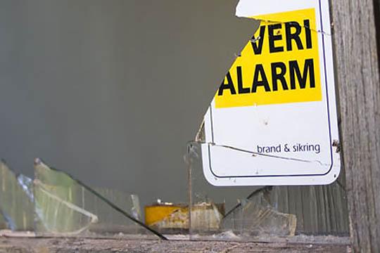 Indbrud i værksted i Nexø