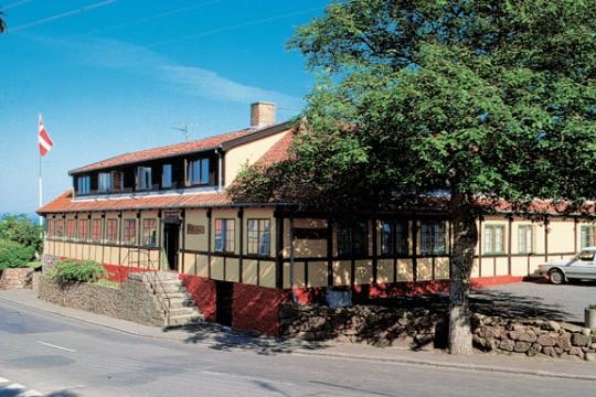 Underskud på Hotel Pepita i Sandvig