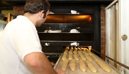 Stort bageri gav overskud