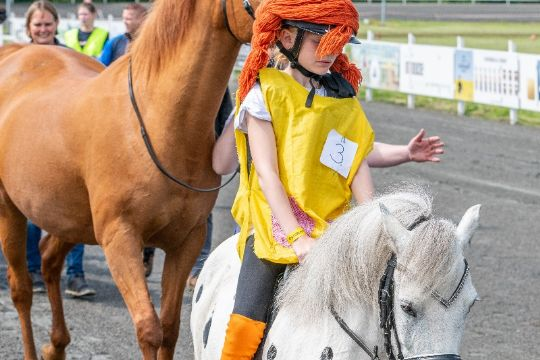 Pippi og de mange hestekræfter