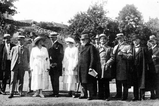 Svaneke Park fylder 100 år
