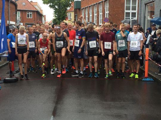 Nexø Gadeløb med ny rekord