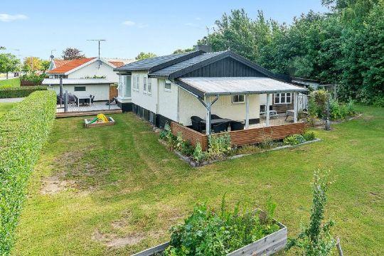 Praktisk villa i Rønne Syd