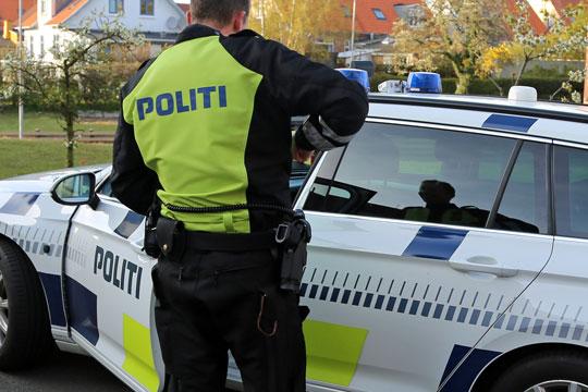 Travl dag for færdselspolitiet