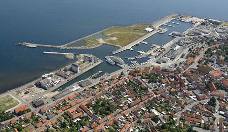 Skidt år for Nexø Havns datterselskab