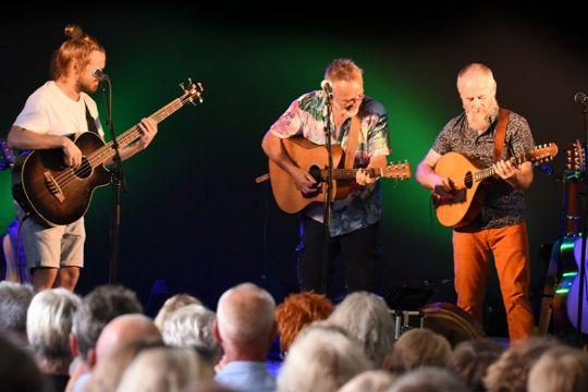 Udsolgt til koncert med irsk musik