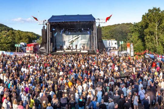 Bornfiber hovedsponsor for Wonderfestiwall