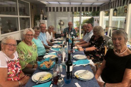 Helt unikt jubilæum fejret i Nexø