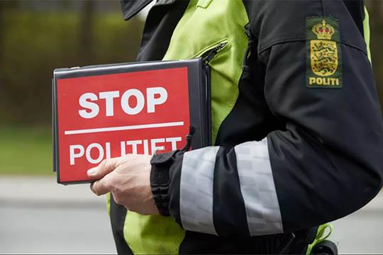 Politiet udskrev fartbøder i Aakirkeby