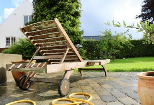 Gode idéer til alternative udendørsmøbler