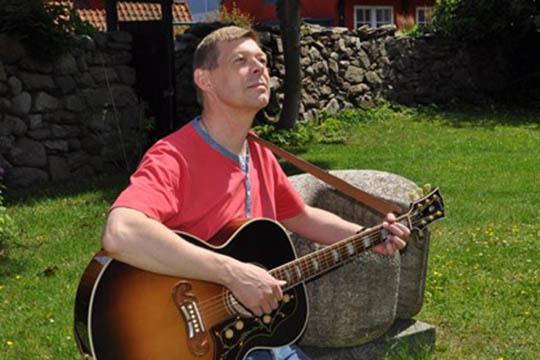 Borrinjholmsk sjov og sang i Svaneke