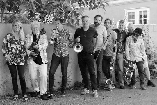 Jungleorkester gæster Svaneke