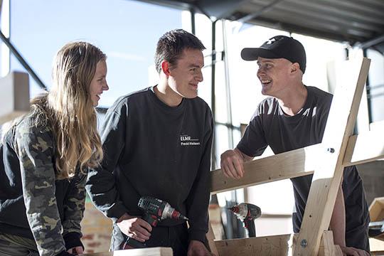 BRK: For få unge får erhvervsuddannelse